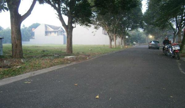 akses jalan tanah dijual di dago 1