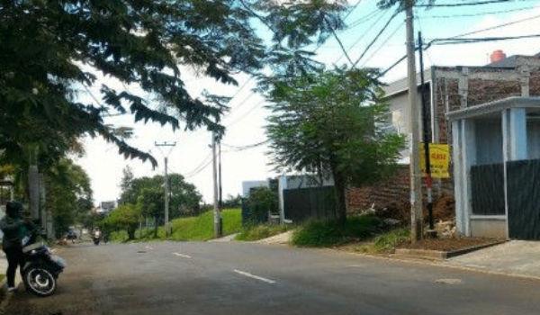 akses jalan tanah kavling di setiabudi